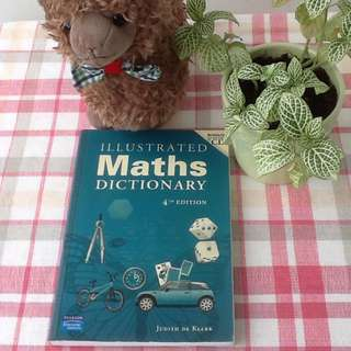 ILLUSTRATED MATHS DICTIONARY (4th ed)