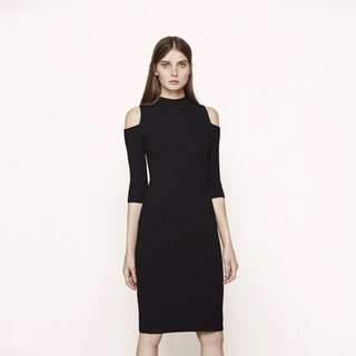Maje Rosace Dress