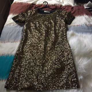 Preloved mango dress- reduced 20$