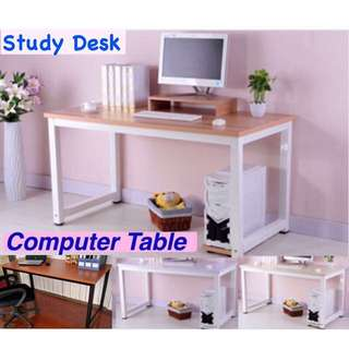 Computer Table PC Desk/ Study Table - Refurbished