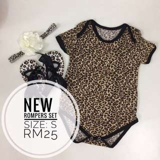 Rompers Set
