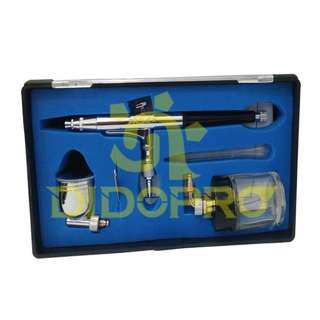 Spray Gun lukis / Air Paint Brush Kit PROHEX (GERMANY)