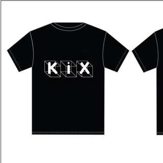 KiX and Yolo shirts