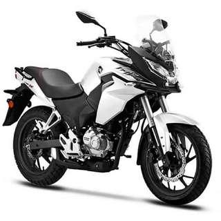 Honda CB190X