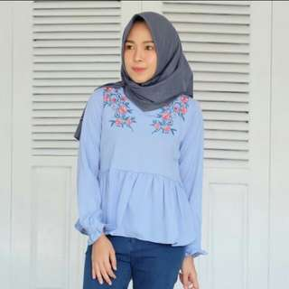 Vincy blouse (look like zara)