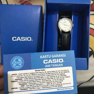 Jam Tangan Casio Watch