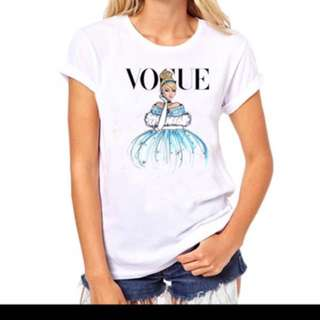 Disney princess T Shirt