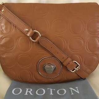 Oroton Satchel Bag