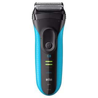Braun Series 3 Proskin MGK3040s Wet Dry 3-Flex + Micro Comb