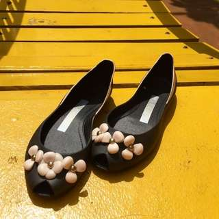Jelly shoes women