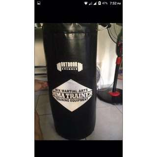 REPEICED!!! Out Door Punching Bag 28""