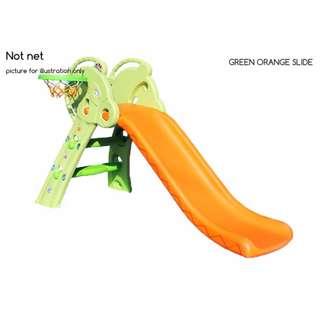 Clearance, last 1 sets! Orange Green Slide
