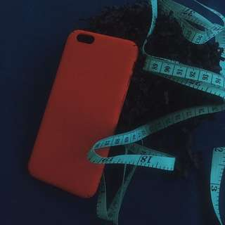 Brand new iPhone 6 red case