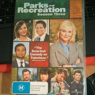 Parks and rec season 3