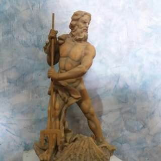 God of the sea~Poseidon