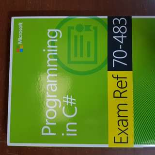Exam Ref 70-483 : Programming with C#
