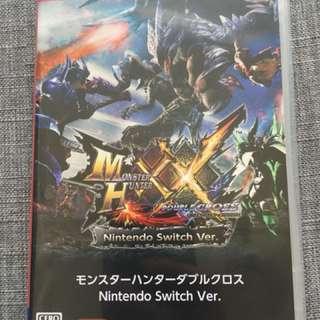 Switch MHXX or 換fifa18 屯門交收(不議價)
