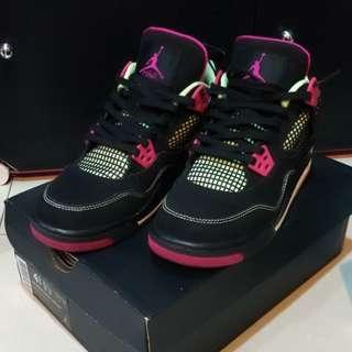 🚚 Air Jordan 4 Retro 30TH GG 4.5Y