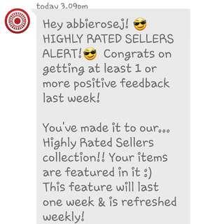🏆6th Highly Seller!!!