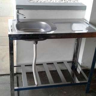 kitchen sink rakitan