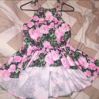Valley Girl Dress Top