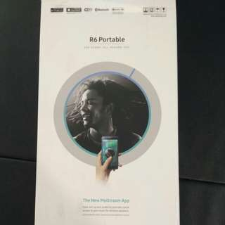 Samsung R6 Portable
