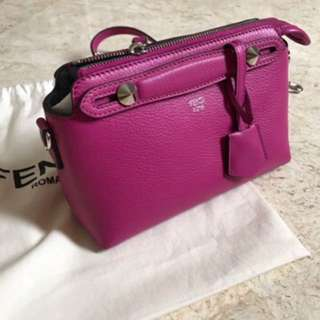 STEAL DEAL!! FENDI MINI BY THE WAY IN MAGENTA