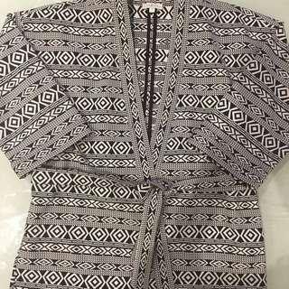 LIFE & STYLE Size 8 Kimono Jacket Gorman esque