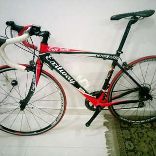 Exitway Roadbike with Carbon Fork