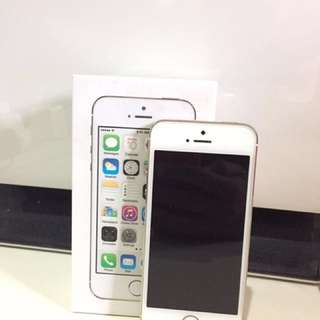 iPhone 5s 16GB Gold Color