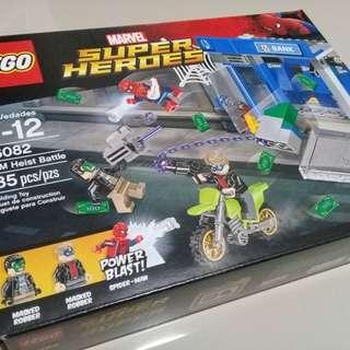 Lego ATM Heist