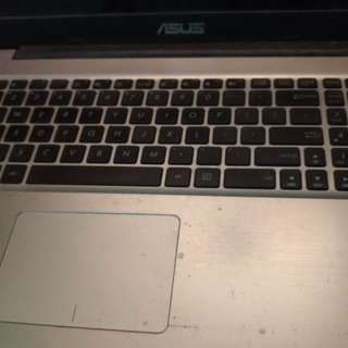 Damaged Asus X556U Laptop