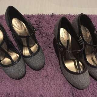 Dexflex pump heels