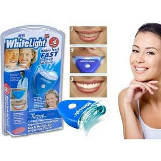 Teeth White Light Teeth Whitening