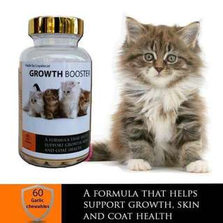 Growth Booster For Cats