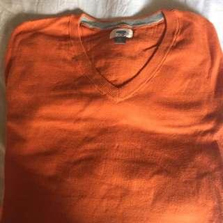 Orange Sweater. Size XXL.