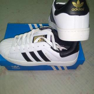 For Sale Brand New Adidas Superstar for Men Size US 8, EURO Size 41