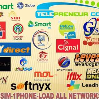 E Loading Business to All Networks