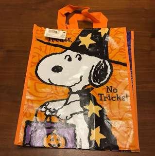 Halloween bag snoopy