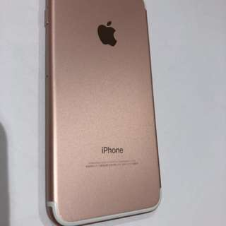 Iphone7 128g玫瑰金 4.7吋