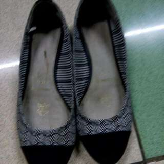 Flatshoes Missoni Sze 40 Besar Ya Siss..preloved Jrg Pkai