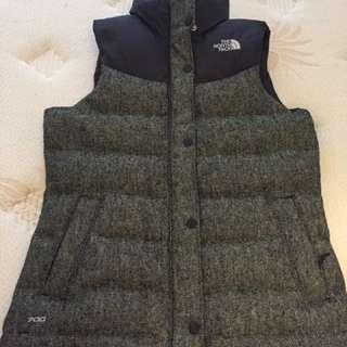Northface Tweed Vest
