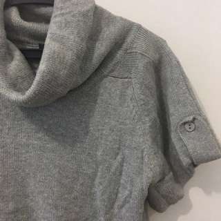 👚PRELOVED Wet Seal Cowl/Turtle Neck Knitted Top👚