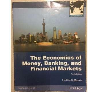 貨幣銀行學用書 The Economics of Money, Banking and Financial Markets