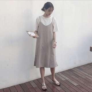 Korean style dress