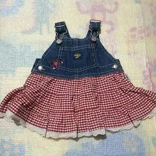 Baby Jumper Dress (Oshkosh)