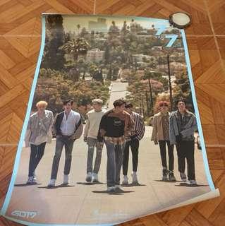 Got 7 Poster