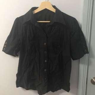 Black t -shirt