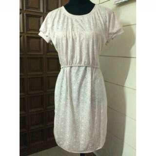 Elegant Nursing Dress
