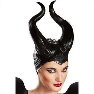 Malificent head horn props